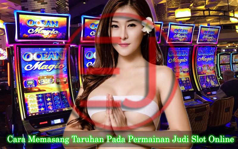 Kemudahan itu membuat permainan semakin semangat untuk memainkan judi slot online