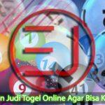 Tips Main Judi Togel Online Agar Bisa Kaya Raya