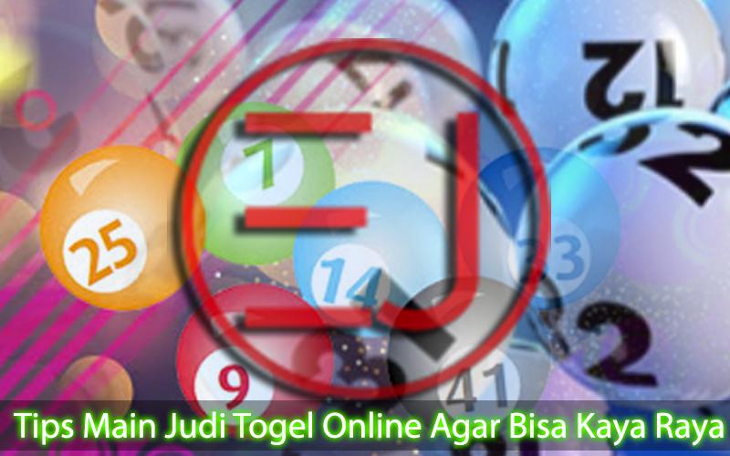Togel Online Agar Bisa Kaya Raya - Informasi Judi Online